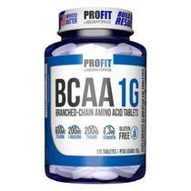 BCAA - 1g - 120 Tabletes - Profit -