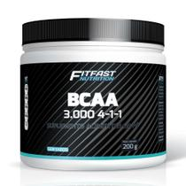 BCAA 4-1-1 - 200G - Fitfast Nutrition -
