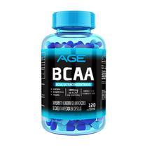 BCAA AGE (120 cápsulas - 1000mg) - AGE -