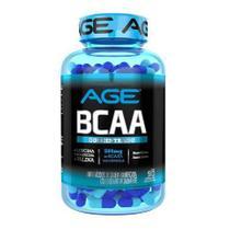 BCAA AGE (90 Cápsulas - 500MG) - AGE VC.02/2021 - Nutrilatina