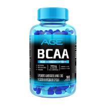 BCAA AGE (90 cápsulas - 500mg) - AGE -