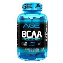 BCAA Concentrado 1500mg Age Nutrilatina - Suplemento de Aminoácidos -