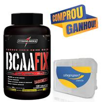 BCAA Fix 120Tabletes - Integralmédica