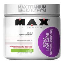BCAA Low Carb 300g - Max Titanium -