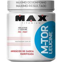 BCAA M-Tor Leucine 100 g - Max Titanium -