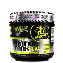 BCAA MIlitary Trail Amino Tank 3500 - 300g - MidWay USA -