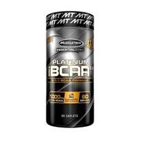 Bcaa Platinum 60 Tabs Muscletech -