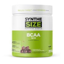 Bcaa powder 12:1:1  cereja synthesize - 200g -