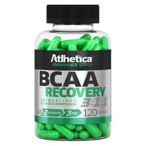 BCAA Recovery 3:1:1 120 Cáps - Atlhetica Nutrition -