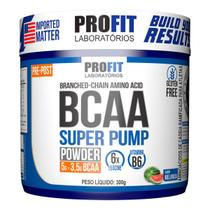Bcaa Super Pump Powder 300g - Melancia - Profit -