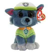 Beanie Boos Patrulha Canina Rocky Médio 4511 - DTC -
