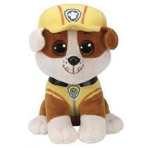 Beanie Boos Patrulha Canina Rubble Médio 4511 - Dtc -