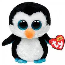 Beanie Boos Pinguim Waddles Médio- DTC -