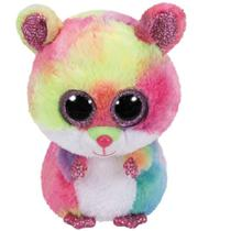 Beanie Boos - Rodney Hamster Colorido 3512 - DTC -