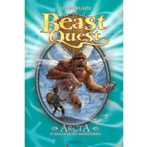 Beast Quest - Arcta o Gigante da Montanha - Prumo -