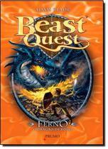 Beast quest: ferno o dragao de fogo - Prumo (Rocco)