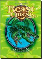 Beast quest: sepron a serpente marinha - Prumo (Rocco) -