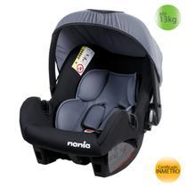 Bebê Conforto 0+ (13kgs) Nania Ange Accés Foncé - Cinza -