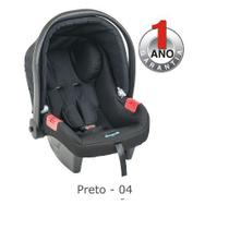 Bebe conforto burigotto touring evolution preto