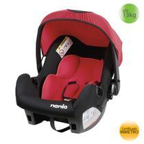 Bebê Conforto - Grupo 0+ (13kgs) - Nania Ange Accés Rouge - Vermelho -