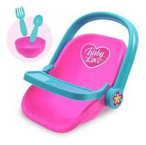 Bebe Conforto Para Boneca Baby Love Caixa - Usual Brinquedos