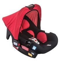 Bebê Conforto Preto e Vermelho 0+ (13kg) - Protek -