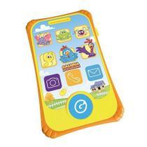 Bebê Meu Primeiro Baby Phone Galinha Pintadinha Yes Toys -