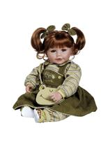 Bebe Reborn Adora Doll Froggy Fun Girl