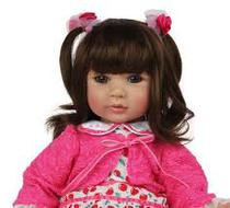 Bebe Reborn Laura Doll Cherry Shiny Toys