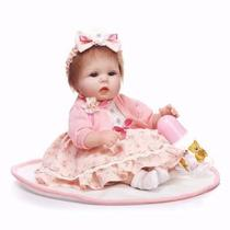 Bebê Reborn Realista Linda Edição Limitada - Pronta Entrega -