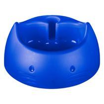 Bebedouro automático gato 250ml sr652/70 azul - sanremo -