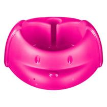 Bebedouro automático para cachorro 250 ml sr651/71 rosa - sanremo -