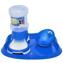 Bebedouro Automático Truqys Pet Azul 2L -