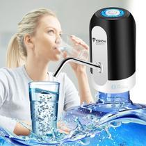 Bebedouro Bomba Elétrica P Garrafão Galão Água Recarregável - Vision