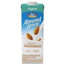 Bebida de Amêndoas Almond Breeze 1L - Blue Diamond