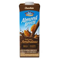 Bebida de Amêndoas Almond Breeze Chocolate 1L - Blue Diamond