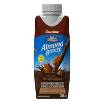 Bebida de Amêndoas Almond Breeze Chocolate 250ml - Blue Diamond