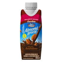 Bebida de Amêndoas Almond Breeze Chocolate Zero Açúcar 250ml - Blue Diamond