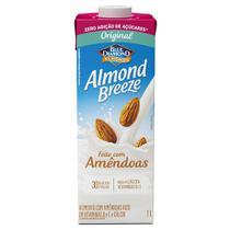 Bebida de Amêndoas Almond Breeze Zero Açúcar 1L - Blue Diamond