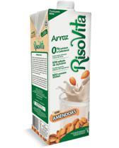 Bebida de Arroz com Amêndoas Risovita 1l -