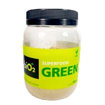 Bebida Energética Em Pó Superfood Green Bio2 300g -
