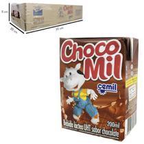 Bebida lactea cemil 200ml chocomil 27un -