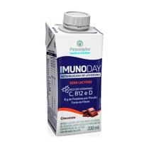 Bebida Láctea Imuno Day Piracanjuba 0 Lactose Choco 200ml -