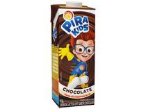 Bebida Láctea Piracanjuba Pirakids Chocolate 1L -