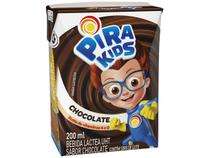 Bebida Láctea Piracanjuba Pirakids Chocolate 200ml -