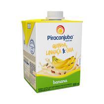 Bebida Láctea Piracanjuba Quinoa Linhaça Chia Banana 500ml -