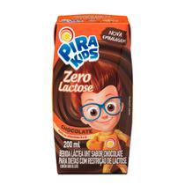 Bebida Láctea Piracanjuba Zero Lactose Sabor Chocolate -
