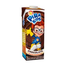 Bebida Láctea Pirakids Chocolate Fonte De Vitaminas 1l - Piracanjuba