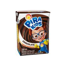 Bebida Láctea Pirakids Chocolate Fonte De Vitaminas 200ml - Piracanjuba