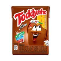 Bebida Láctea Toddynho Tradicional Chocolate com 200ml -